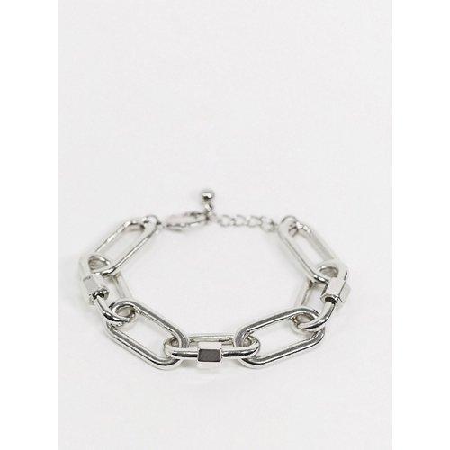 Bracelet à maillons en métal - ASOS DESIGN - Modalova