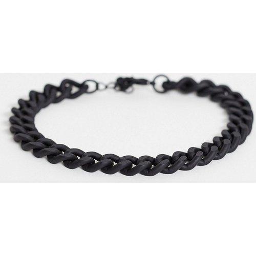 Bracelet chaîne d'épaisseur moyenne - ASOS DESIGN - Modalova