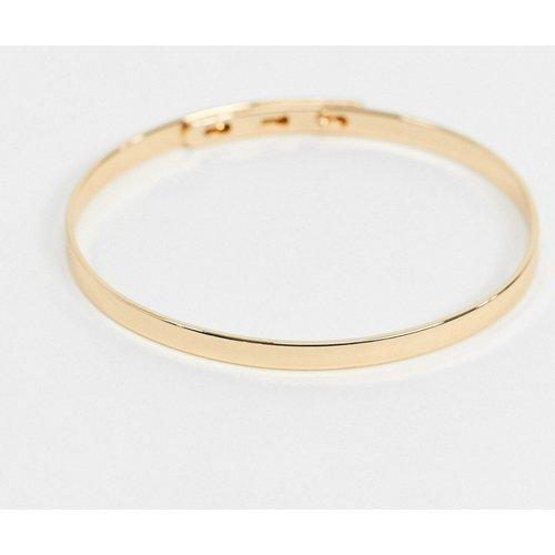 Bracelet jonc minimaliste - ASOS DESIGN - Modalova