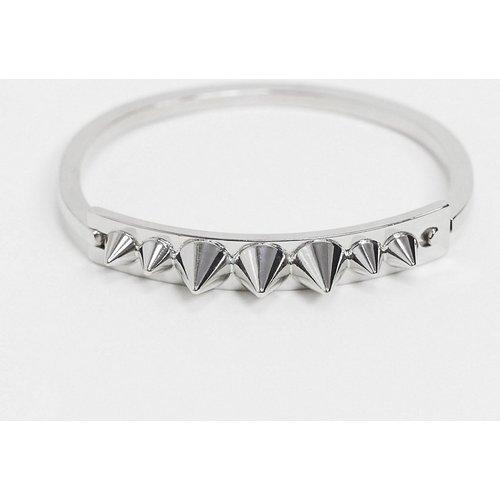 Bracelet large à pointes - ASOS DESIGN - Modalova