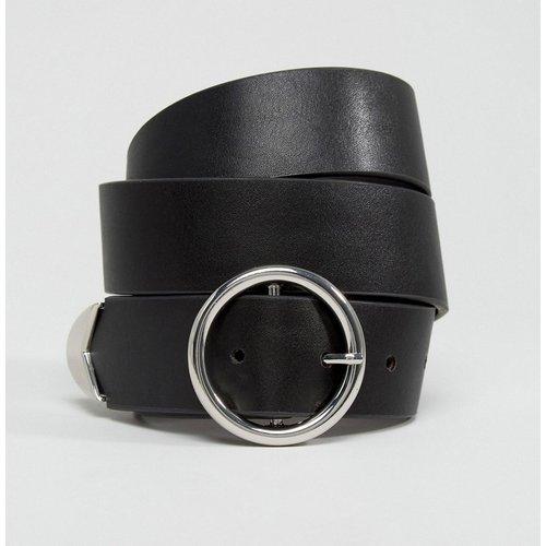 Ceinture pour jean avec boucle circulaire et embouts fantaisie - ASOS DESIGN - Modalova