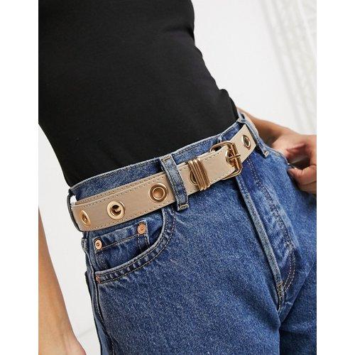 Ceinture taille ou hanches pour jean avec œillets - ASOS DESIGN - Modalova
