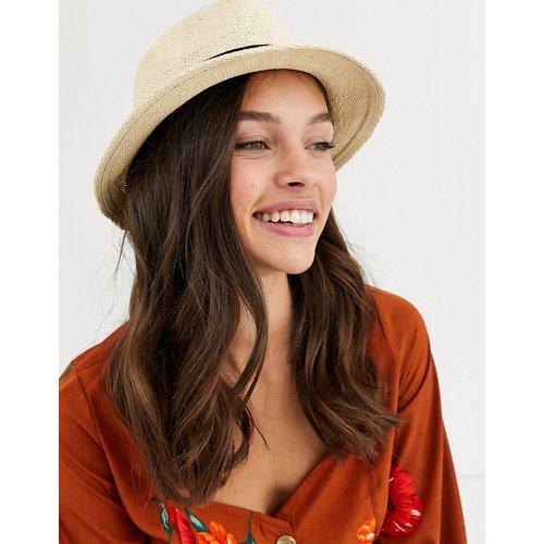 Chapeau de paille ajustable - ASOS DESIGN - Modalova