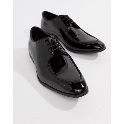 Chaussures à lacets en imitation cuir - verni - ASOS DESIGN - Modalova