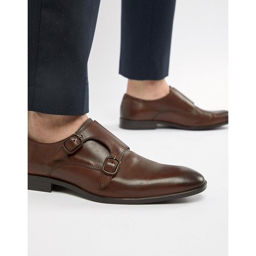Chaussures derby en cuir - ASOS DESIGN - Modalova