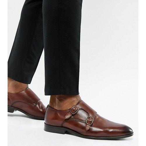 Chaussures derby pointure large en cuir - ASOS DESIGN - Modalova