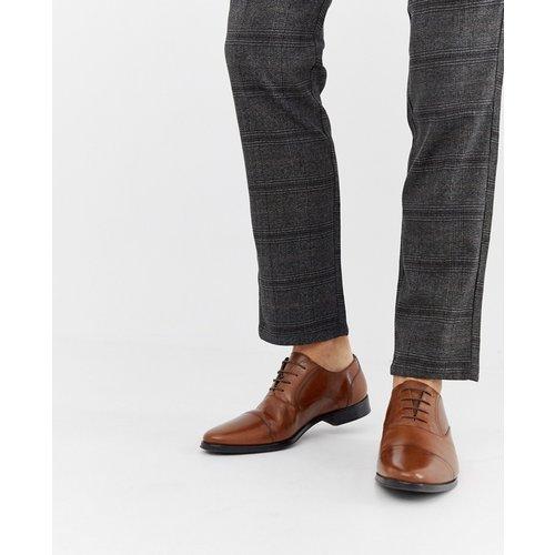 Chaussures Oxford pointure large en cuir à bout renforcé - ASOS DESIGN - Modalova