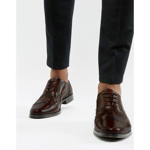 Chaussures Oxford style richelieu en cuir - ASOS DESIGN - Modalova