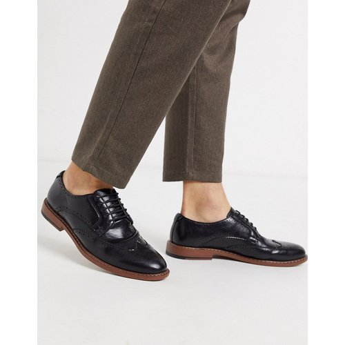 Chaussures richelieu imitation cuir - ASOS DESIGN - Modalova
