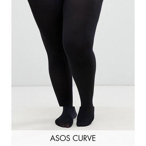 ASOS DESIGN Curve - Lot de 2 collants 90 deniers ultra stretch - ASOS Curve - Modalova