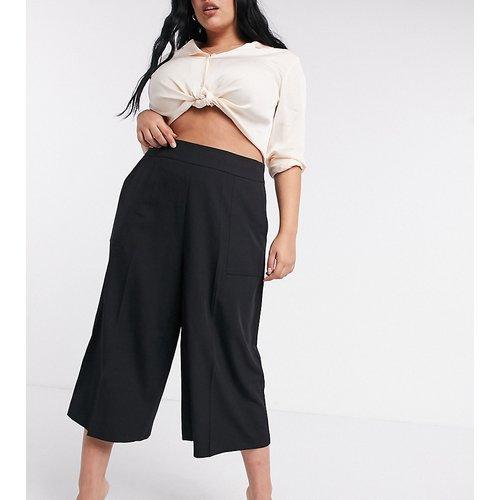 ASOS DESIGN Curve - Mix & Match - Jupe-culotte à taille haute épurée - ASOS Curve - Modalova