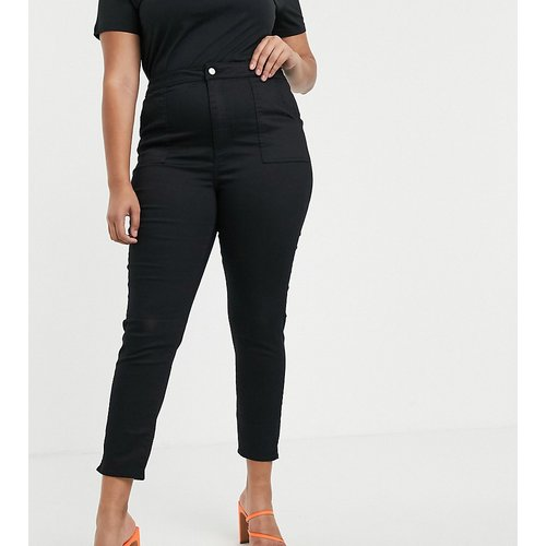ASOS DESIGN Curve - Pantalon skinny stretch longueur cheville - ASOS Curve - Modalova