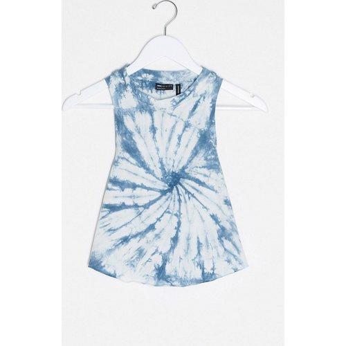Débardeur motif spirale effet tie-dye - ASOS DESIGN - Modalova