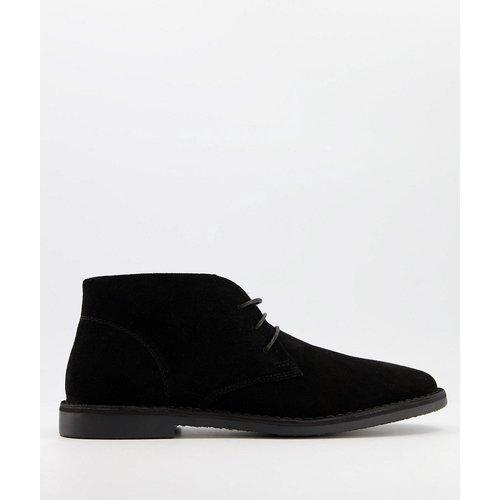 Desert boots en daim - ASOS DESIGN - Modalova