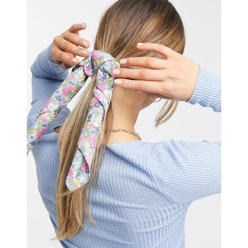 Foulard style bandana à imprimé fleuri - ASOS DESIGN - Modalova