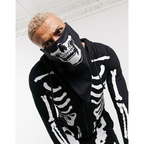 Halloween - Bandana à imprimé tête de mort - ASOS DESIGN - Modalova