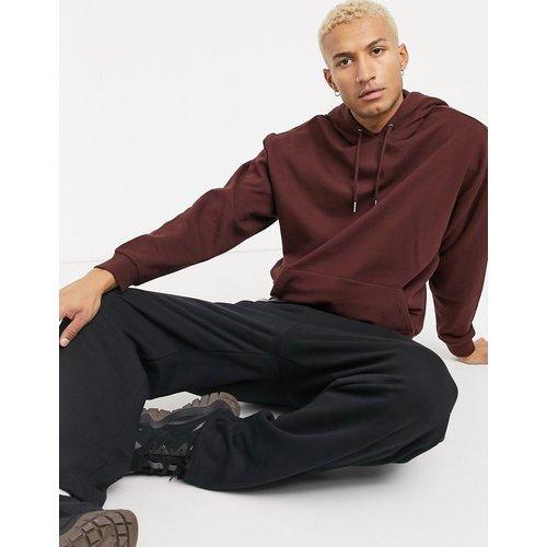 Hoodie oversize avec ourlet t-shirt - ASOS DESIGN - Modalova