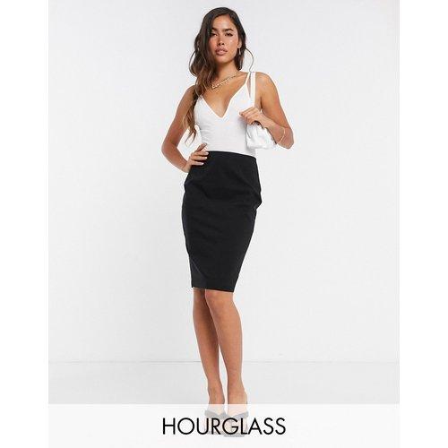 Hourglass - Jupe fourreau taille haute - ASOS DESIGN - Modalova