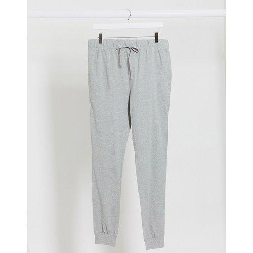 Joggers de pyjama confort - chiné - ASOS DESIGN - Modalova