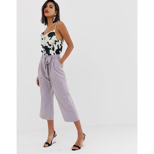 Jupe-culotte avec lien à la taille - ASOS DESIGN - Modalova