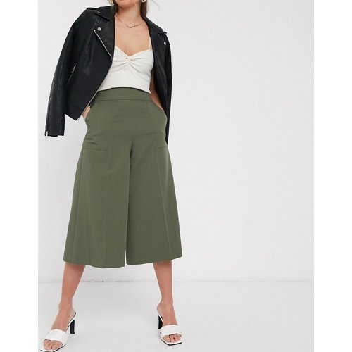 Jupe-culotte épurée ajustée - ASOS DESIGN - Modalova
