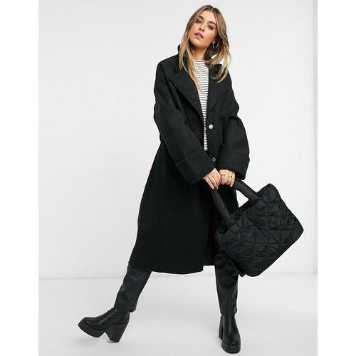 Manteau ample à ceinture - ASOS DESIGN - Modalova