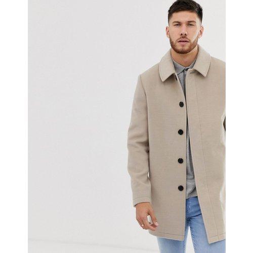 Manteau en laine mélangée - ASOS DESIGN - Modalova