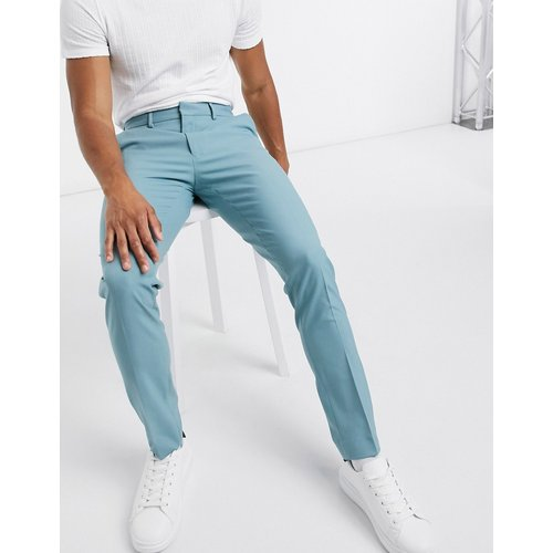 Mariage - Pantalon habillé coupe slim - pastel - ASOS DESIGN - Modalova
