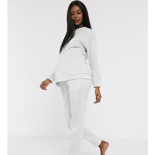 ASOS DESIGN Maternity - Ensemble confort sweat-shirt et jogger - ASOS Maternity - Modalova