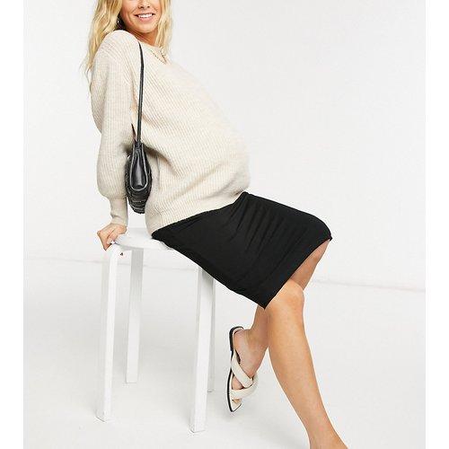 ASOS DESIGN Maternity - Jupe fourreau mi-longue en jersey - ASOS Maternity - Modalova
