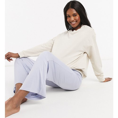 ASOS DESIGN Maternity - Mix & Match - Pantalon de pyjama doux à taille élastique - ASOS Maternity - Modalova