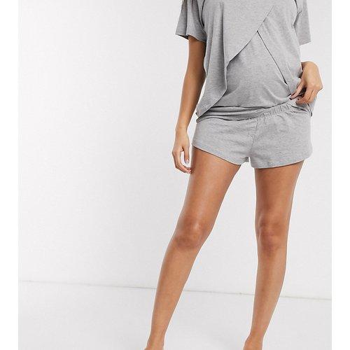 ASOS DESIGN Maternity - Mix & match - Short de pyjama en jersey - ASOS Maternity - Modalova
