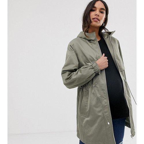 ASOS DESIGN Maternity - Parka légère avec doublure en jersey - ASOS Maternity - Modalova