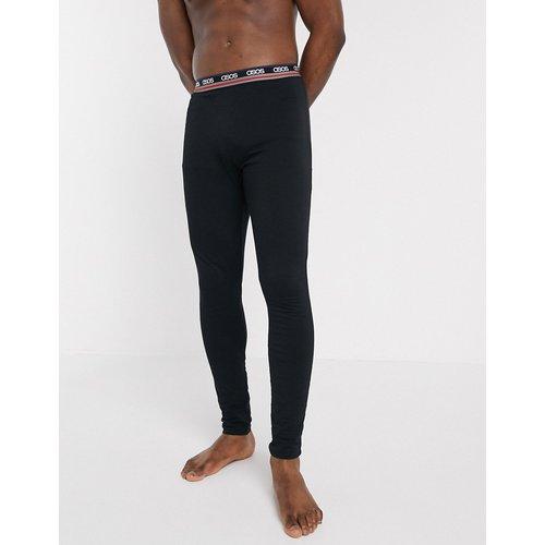 Megging confort de pyjama avec rayures et taille griffée - ASOS DESIGN - Modalova
