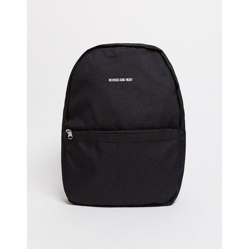 Mini sac à dos avec broderie - ASOS DESIGN - Modalova