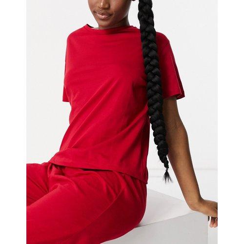 Mix & Match - T-shirt de pyjama en jersey - ASOS DESIGN - Modalova