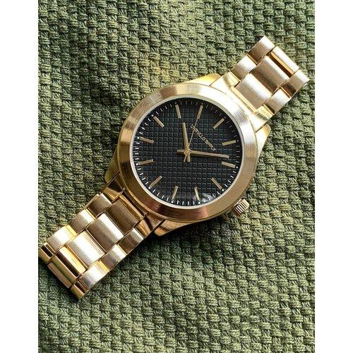 Montre-bracelet à cadran texturé - ASOS DESIGN - Modalova