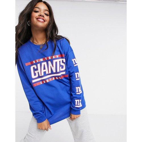 New York Giants - T-shirt super oversize - ASOS DESIGN - Modalova
