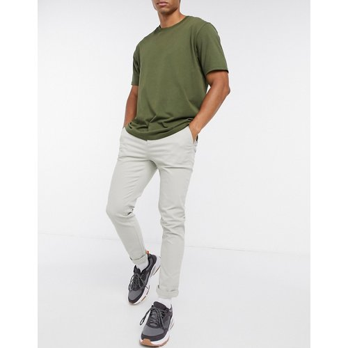 Pantalon chino ajusté - ASOS DESIGN - Modalova