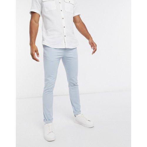 Pantalon chino ajusté - pastel - ASOS DESIGN - Modalova