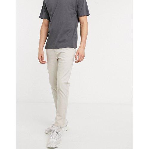 Pantalon chino ajusté longueur cheville - ASOS DESIGN - Modalova