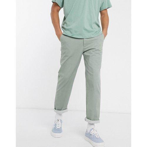 Pantalon chino décontracté style skateur - pastel - ASOS DESIGN - Modalova