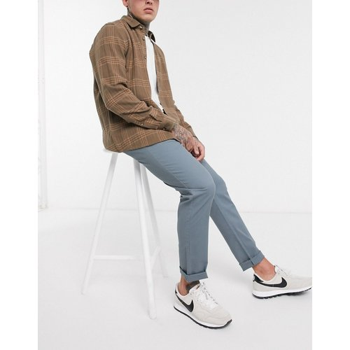 Pantalon chino slim - délavé - ASOS DESIGN - Modalova