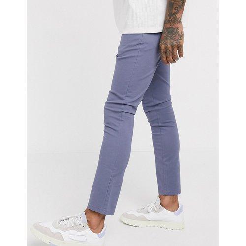 Pantalon chino super ajusté longueur cheville - ASOS DESIGN - Modalova