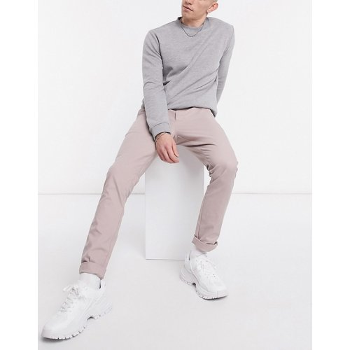 Pantalon chino ultra ajusté - pastel - ASOS DESIGN - Modalova