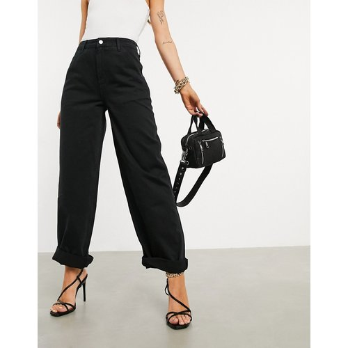 Pantalon chino ample - ASOS DESIGN - Modalova