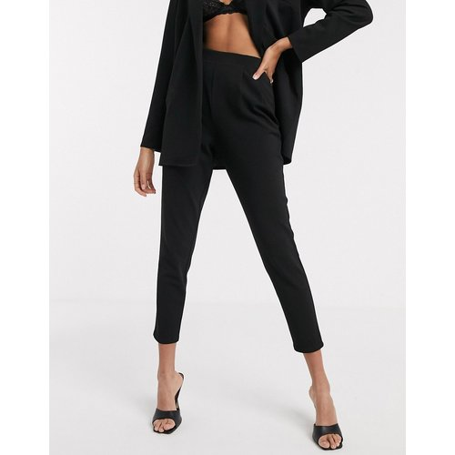 Pantalon de costume fuselé en jersey - ASOS DESIGN - Modalova