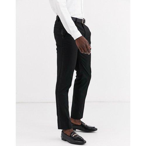 Pantalon de costume slim style smoking - ASOS DESIGN - Modalova