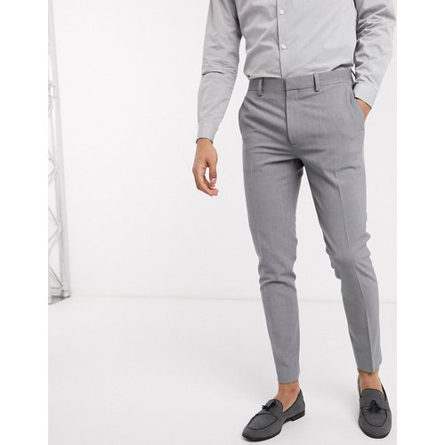 Pantalon de costume super ajusté avec effet stretch multidirection - moyen - ASOS DESIGN - Modalova