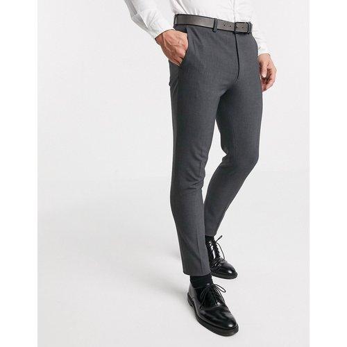 Pantalon de costume super skinny avec effet stretch multidirection - Anthracite - ASOS DESIGN - Modalova